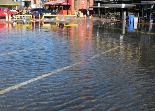 High-Tide Flooding On The Rise, Especially Along The East Coast, Forecasters Warn