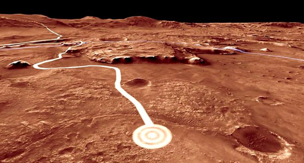 Documents Reveal Psychics Were CIA's Best Bet for Exploring Ancient Mars
