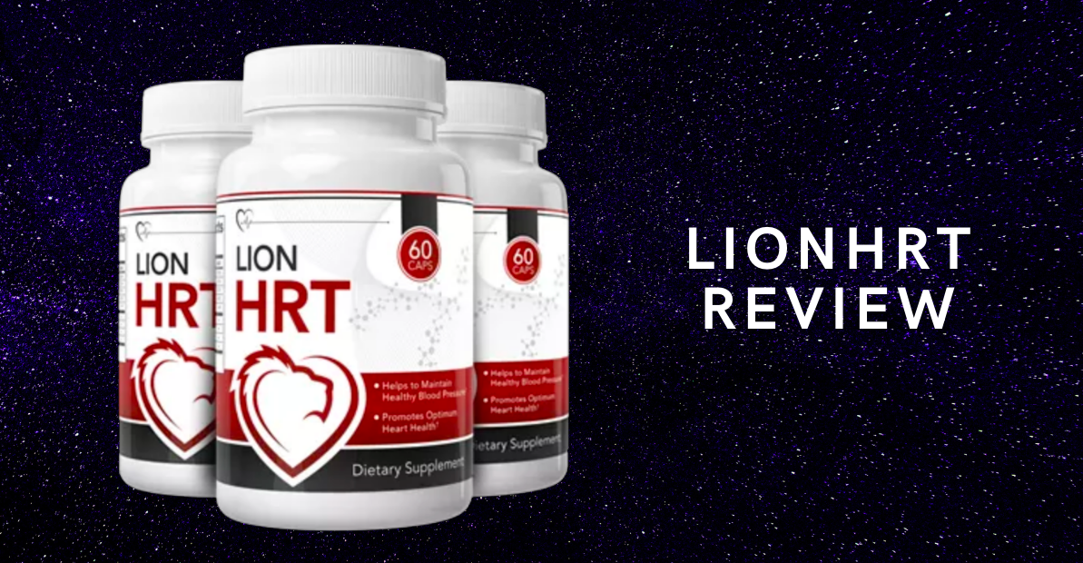 Lion HRT Reviews – Does Lion HRT Improve Heart Health Naturally? | America  Daily Post
